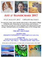 Art @ Blindcrake Open Studio Arts Event