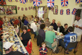 Royal Wedding Tea Party, Village Hall