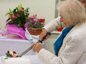 Mary Burkett's 90th Birthday